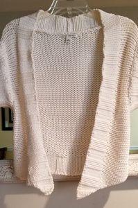 Banana republic sweater vest cardigan
